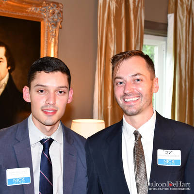 Nick Hellyar For Houston City Council At-Large 4 2019 - Fundraiser At Home Of George Hawkins & Dr. Garret Madderra  <br><small>Oct. 10, 2019</small>