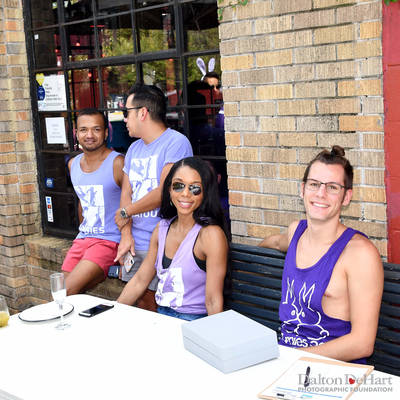 Bunnies In Heat 2019 - Bunnies On The Bayou At Bar Boheme  <br><small>Sept. 22, 2019</small>