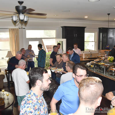 Outreach United 2020 - Kickoff At The Home Of Bryant Johnson Wood & Gary Wood  <br><small>March 7, 2020</small>