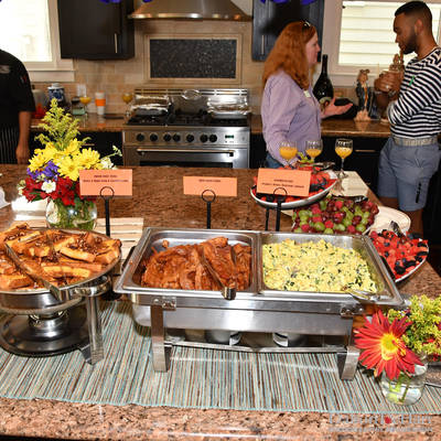 Outreach United 2018 - Vip Brunch At The Home Of Bryant Johnson-Wood & Gary Wood  <br><small>Oct. 14, 2018</small>