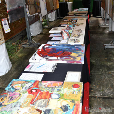 John Palmer Art 2018 - 2018 Artist Empowerment Brunch At John Palmer Art  <br><small>Oct. 14, 2018</small>