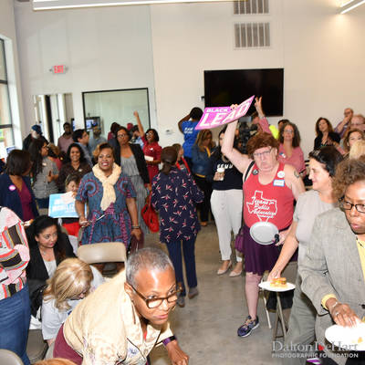 Hcdp 2018 - Winning With Women Featuring Dnc Vice Chair Grace Meng, Sheila Jackson Lee & Sylvia Garcia With Dnc Chair Tom Perez  <br><small>Oct. 15, 2018</small>
