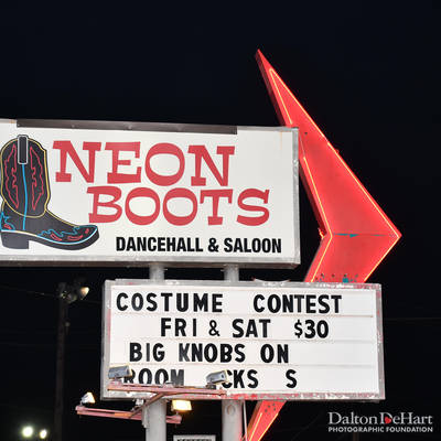 Halloween 2018 - Halloween At Neon Boots   <br><small>Oct. 26, 2018</small>