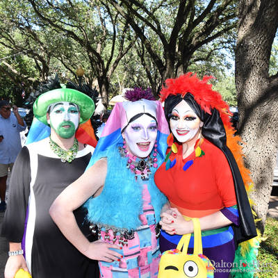 Protest Of Drag Queen Storytime 2018 - Protest At Freed-Montrose Neighborhood Library  <br><small>Oct. 27, 2018</small>