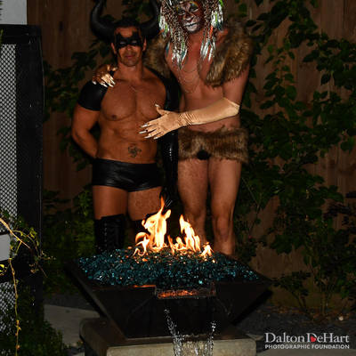 Halloween 2018 - Happy Sexy Halloween With Michael & Fabian Morreale  <br><small>Oct. 27, 2018</small>