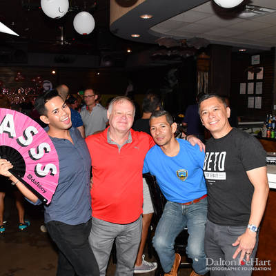 Sunday Funday At Guava Lamp 2018 - Halloween Karaoke Birthday Brunch For Bobby Banay & Czar R. Dc At Guava Lamp  <br><small>Oct. 28, 2018</small>