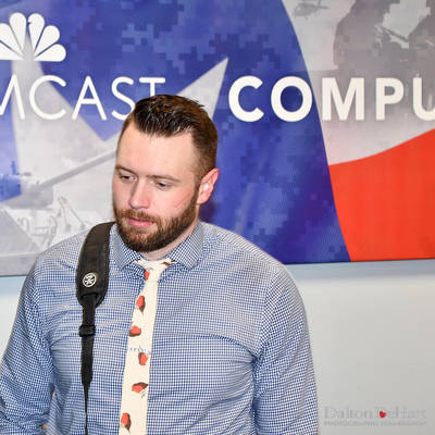 Lone Star Veterans Association 2018 - Ribbon Cutting For Comcast Computer Lab At Combined Arms  <br><small>Nov. 1, 2018</small>