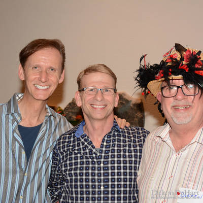 Cocktail Party with Alice in Wonderland at the Home of Tom Raguse and Tony Castro <br><small>May 16, 2015</small>