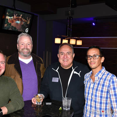 Lone Star Veterans Associations LGBT Affinity Group 2018 - Social At Guava Lamp  <br><small>Nov. 2, 2018</small>