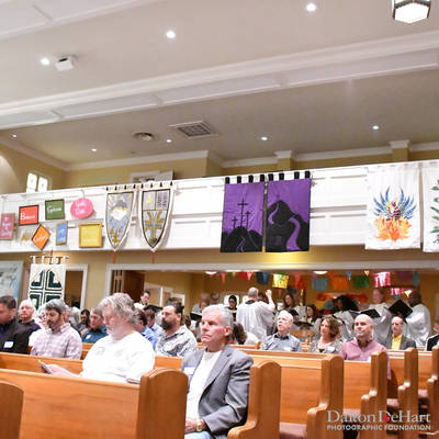 Bering Memorial Umc 2018 - 170Th Anniversary Sunday Worship Service  <br><small>Nov. 4, 2018</small>
