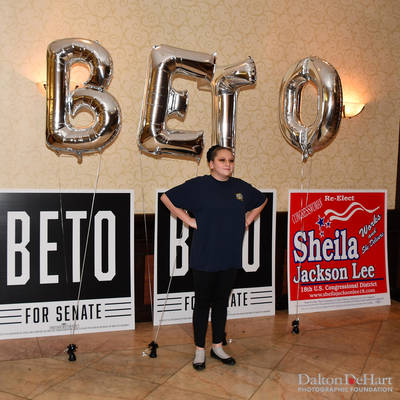 Beto For Senate 2018 - General Watch Party 2018 At Crowne Plaza NRG  <br><small>Nov. 6, 2018</small>