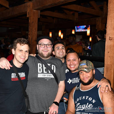 General Election Watch Night Party 2018 - Hglbt Political Caucus At Jr'S  <br><small>Nov. 6, 2018</small>