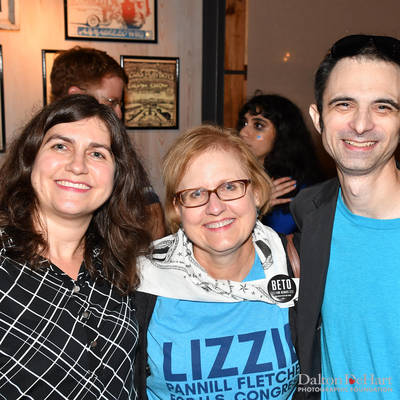 General Election 2018 - Lizzie Pannill Fletcher Watch Party At Armadillo Palace  <br><small>Nov. 6, 2018</small>