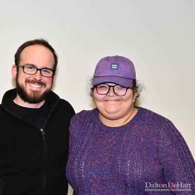 Sophie Labelle U.S. Tour 2018 - Canadian Author, Cartoonist & Public Speaker At The Montrose Center  <br><small>Nov. 10, 2018</small>