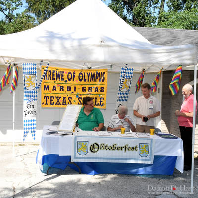 Oktoberfest at the Home of Donna Junker <br><small>Sept. 30, 2017</small>