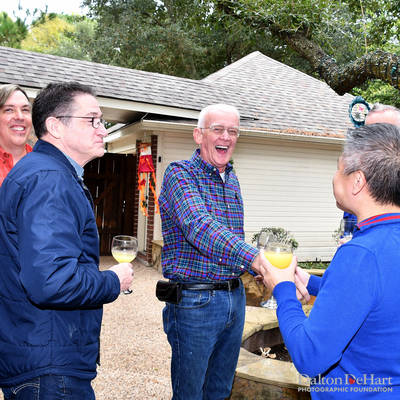 Outreach United 2018 - Distribution Of Money To Beneficiaries At The Home Of Carol Wyatt & Sallie Wyatt-Woodell  <br><small>Nov. 11, 2018</small>