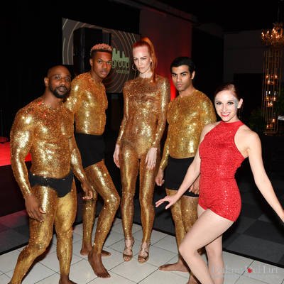 Impulse Group Houston 2018 - Artdacity  A World Aids Day Tribute At Ballroom At Bayou Place  <br><small>Nov. 30, 2018</small>