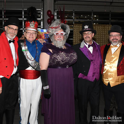 12th Night Party at Central Houston Cadillac <br><small>Jan. 6, 2018</small>
