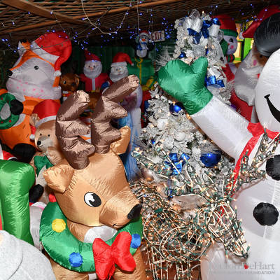 Red Ribbon Toy Drive 2018 - Toy Drive For Thomas Street Clinic 2018 At Riva'S Italian Restaurant  <br><small>Dec. 5, 2018</small>