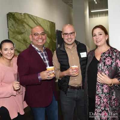 Lambda Nextgen 2018 - Holiday Party At Aria Stone Gallery At The Decorative Center  <br><small>Dec. 6, 2018</small>
