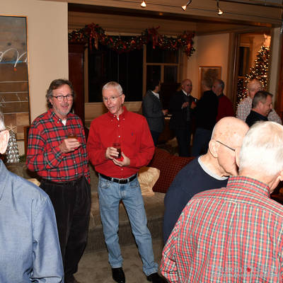 A Christmas Party At The Beaconsfield 2018 - John Robinson & Jock Hinrichs  <br><small>Dec. 8, 2018</small>