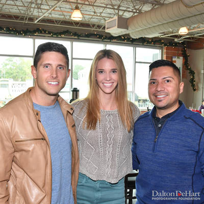 Houston Tennis Club 2018 - Annual Awards Banquet At Harold'S In The Heights  <br><small>Dec. 9, 2018</small>