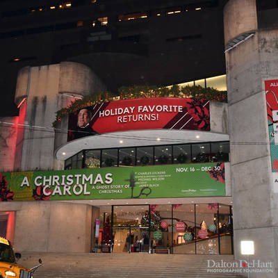 Outsmart Magazine 2018 - Holiday Party At The Alley Theatre  <br><small>Dec. 11, 2018</small>