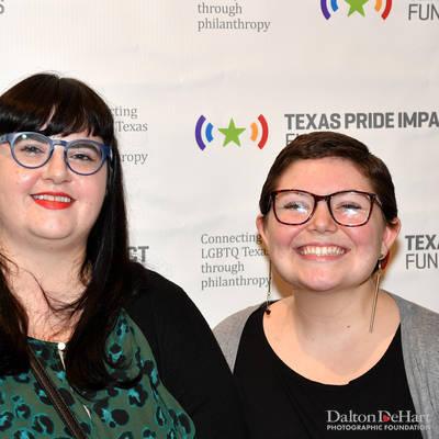 Texas Pride Impact Funds 2018 - Grant Recipient Reception At Sloan-Hall  <br><small>Dec. 12, 2018</small>