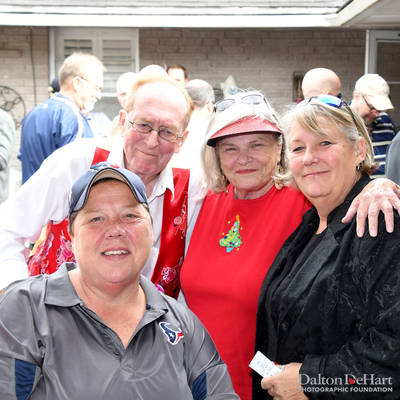 Holiday Brunch 2018 - Not Quite Social Security-Medicare Age - Brunch For Barc - Home Of Donna Junker  <br><small>Dec. 16, 2018</small>