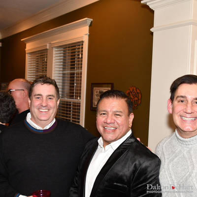 New Year'S Eve At The Home Of Ken Ng & Charles Mcferrin  <br><small>Dec. 31, 2018</small>
