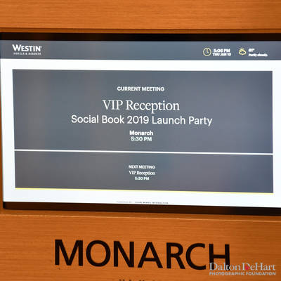 Social Book 2019 - Social Book Launch Party At Westin Galleria  <br><small>Jan. 10, 2019</small>