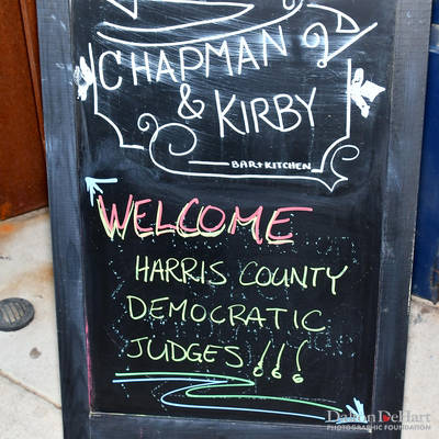 Hcdp 2019 - Hcdp Fundraiser - Meet The New Incoming Harris County Judiciary & County Wide Officials At Champan Kirby  <br><small>Jan. 14, 2019</small>