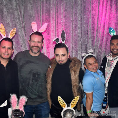 Snow Bunnies 2019 - Bunnies On The Bayou At Rich'S  <br><small>Jan. 20, 2019</small>