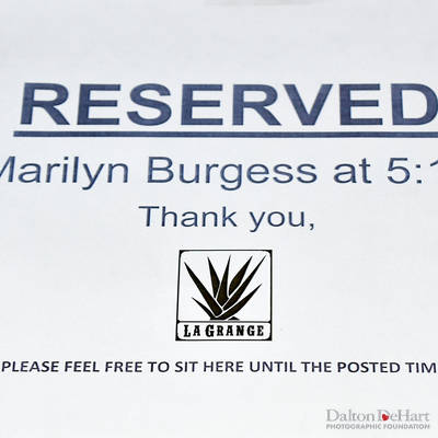 Marilyn Burgess 2019 - Reception Supporting Marilyn Burgess, Harris County District Clerk At Lagrange  <br><small>Jan. 23, 2019</small>