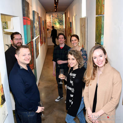 Escapist Initiation Ceremony 2019 - Hosted By Art Launch With Special Speaker Commissioner Adrian Garcia At John Palmer Art  <br><small>Jan. 27, 2019</small>