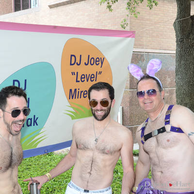 Bunnies 35 at The Wortham Center <br><small>April 20, 2014</small>