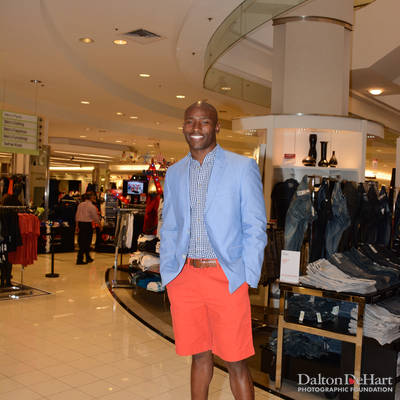 Macy's Spring 2015 Men's Style Event <br><small>June 11, 2015</small>