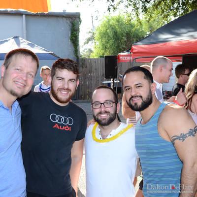 Bunnies In Heat 2014 at Crocker Bar <br><small>Aug. 24, 2014</small>