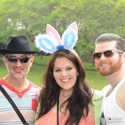 Bunnies 36 at The Wortham Center <br><small>April 5, 2015</small>