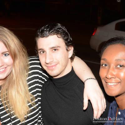 Ladies' Night at Pearl Bar <br><small>Feb. 20, 2016</small>