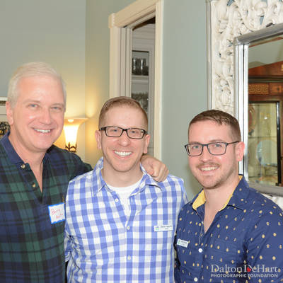 VIP Reception at the Home of Frank Billinsley and Kevin Gillard <br><small>Feb. 28, 2016</small>